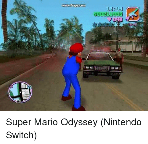 25 Best Memes About Super Mario Odyssey Super Mario