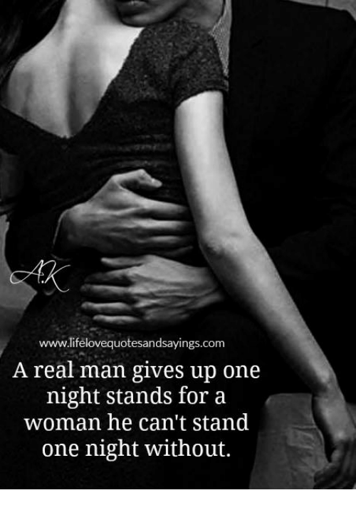 man looking for one night stand