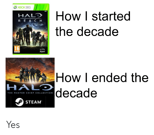25 Best Memes About Halo The Master Chief Collection