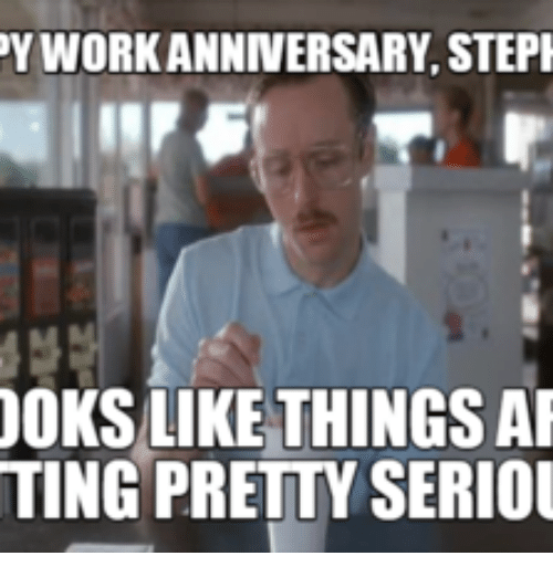Funny Memes For Anniversary : Best memes about happy year work anniversary