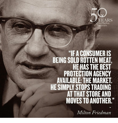 milton friedman doctrine Milton friedman (1912—2006) was an economist who won the nobel memorial prize in economics science from the swedish central bank for his work on consumption analysis and to monetary theory and history.
