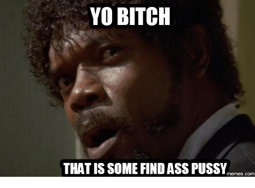 memes.com, meme.com, and Pussie: YO BITCH  THAT IS SOME FINDASS PUSSY  memes. COM