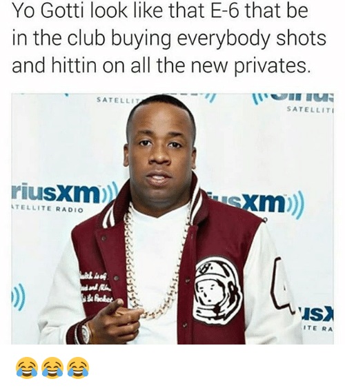 yo gotti look like that e 6 that be in the 12611549 memes