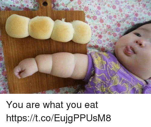 Funny, Awkward, and You: You are what you eat https://t.co/EujgPPUsM8