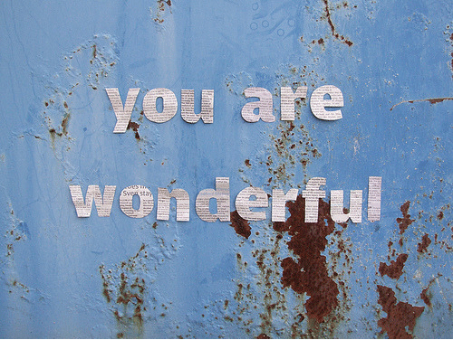 You Are Wonderful: You 'are  wonderful