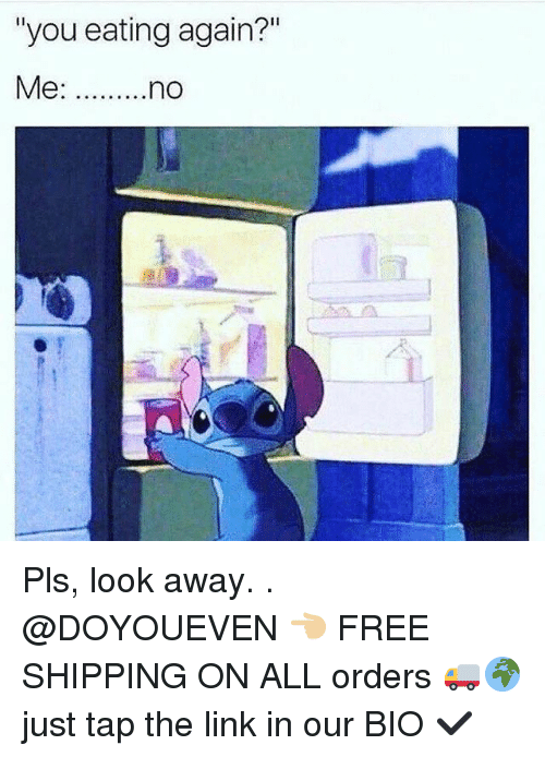 looking away: you eating again?  Me: .........no Pls, look away. . @DOYOUEVEN 👈🏼 FREE SHIPPING ON ALL orders 🚚🌍 just tap the link in our BIO ✔️