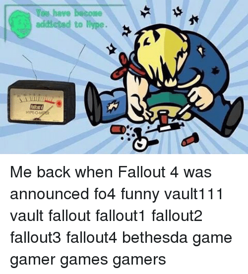 fallout 4 how to get addicted