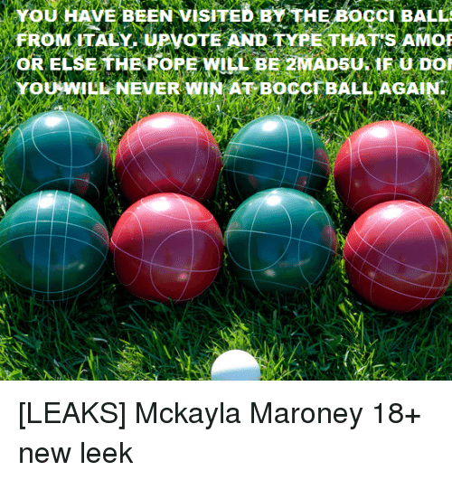 4chan, Italy, and Never: You HAVE BEEN visiTED BogCIPALLi  FROM ITALY uevOTE AND  EYRE THATs SAMOH  OR ELSE THE FORE WILL BE 2MADsu Doi  ouwILL NEVER WIN AT BoccrBALL AGAIN. [LEAKS] Mckayla Maroney 18+ new leek