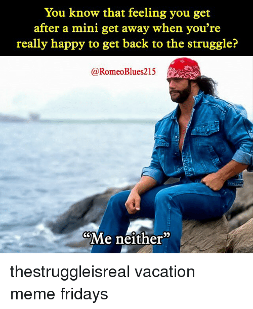 ️ 25+ Best Memes About Vacation Meme