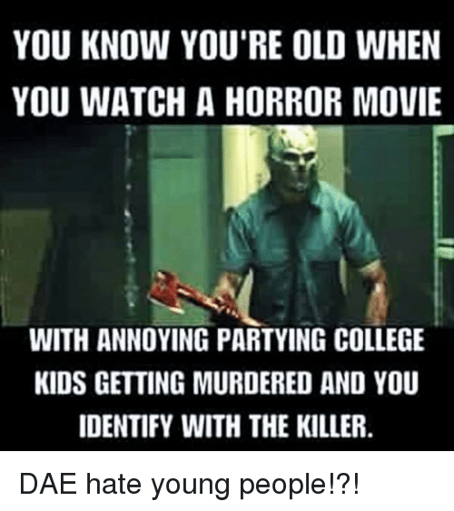 funny horror memes of 2017 on sizzle threes