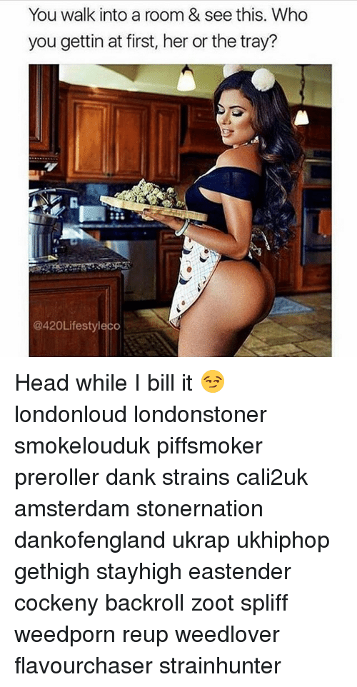 Zooted: You walk into a room & see this. Who  you gettin at first, her or the tray?  @420Lifestyleco Head while I bill it 😏 londonloud londonstoner smokelouduk piffsmoker preroller dank strains cali2uk amsterdam stonernation dankofengland ukrap ukhiphop gethigh stayhigh eastender cockeny backroll zoot spliff weedporn reup weedlover flavourchaser strainhunter