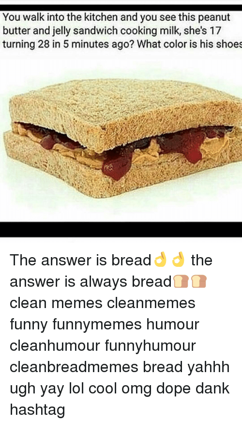 Funny Peanut Butter And Jelly Memes Of 2017 On SIZZLE