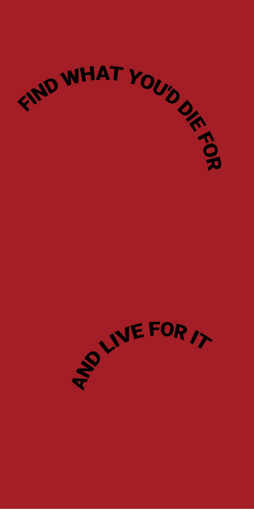 T D: YOU'D  T D  FIND WH   EFOR IT  LIVE