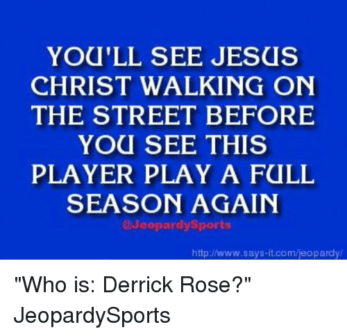 meet and play sports jeopardy