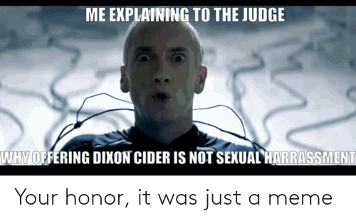 it-was-just: Your honor, it was just a meme