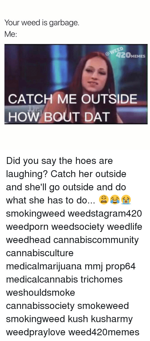 how to tell if weed is garbage