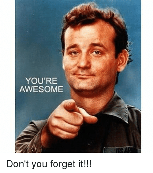 You Re Amazing Funny: Funny You Are Awesome Memes Of 2017 On SIZZLE