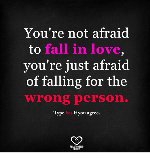 Quotes About Being Afraid To Fall In Love: Funny Not Afraid Memes Of 2017 On SIZZLE