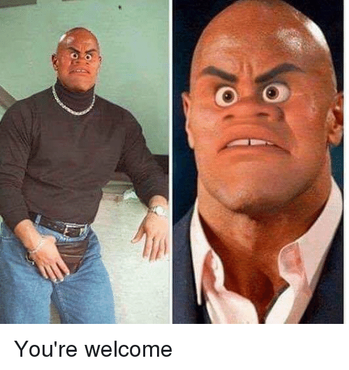 25+ Best Memes About Youre Welcome