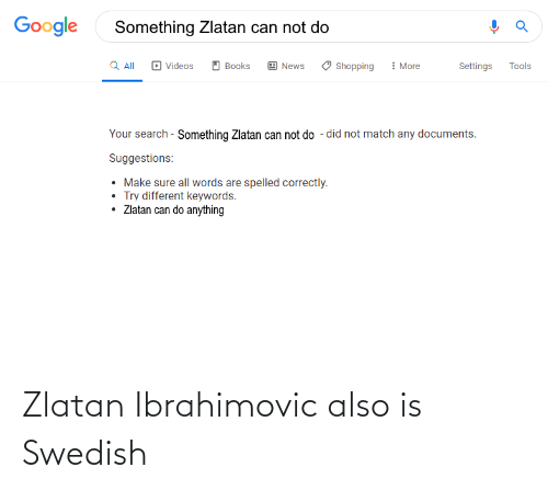 Zlatan Ibrahimovic: Zlatan Ibrahimovic also is Swedish